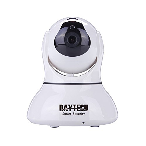 Wifi 720P IP Camera HD P2P Home Security Camera Dog / Baby Monitor Network Camera Day / Night Vision Pan & Tilt / Zoom White
