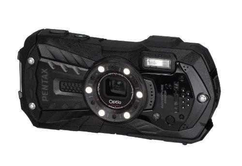 Pentax Optio WG-2 Digital Camera, Black (Discontinued by Manufacturer)