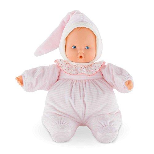 Corolle mon doudou Babipouce Pink Striped (Doudou Soft Toy)