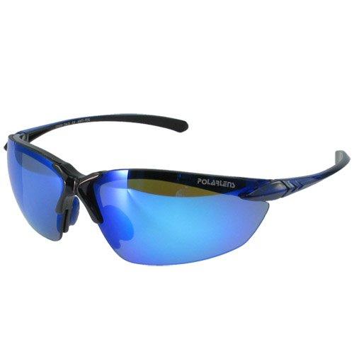 POLARLENS SERIES S4-02 Sportset / Sonnenbrille / Sportbrille / Radbrille mit ANTI-FOG + Wechselgläser + Original Aufbewahrungs-Box + Pflege-Set !