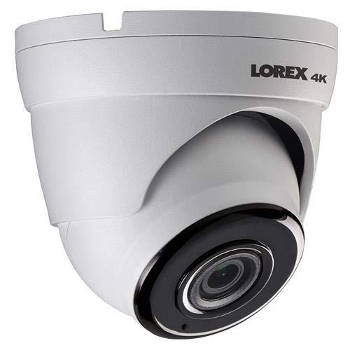 Lorex LKB383A 4K Ultra HD 8-Megapixel Outdoor Network Bullet