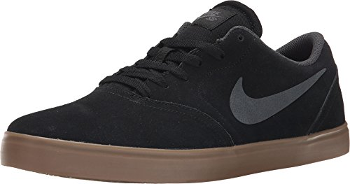Nike SB Check Mens Trainers 705265 Sneakers Shoes (UK 6 US 7 EU 40, Black Anthracite 003)