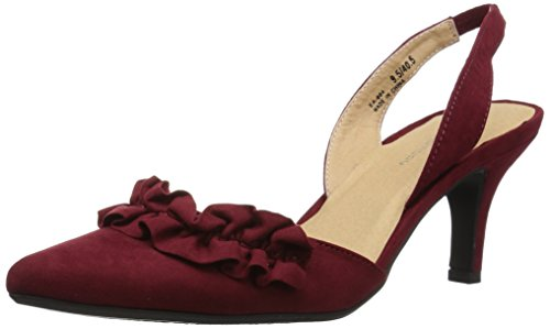 CL by Chinese Laundry womens Emilia Cherry Red Suede