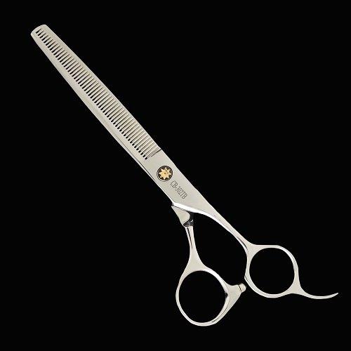 """Kashi CB-302TB Thinning/Texturizing 30 Teeth 6"""" Hair Shears/Scissors"""