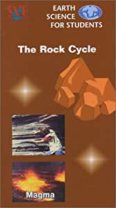 Amazon com: Earth Science for Students: The Rock Cycle [VHS