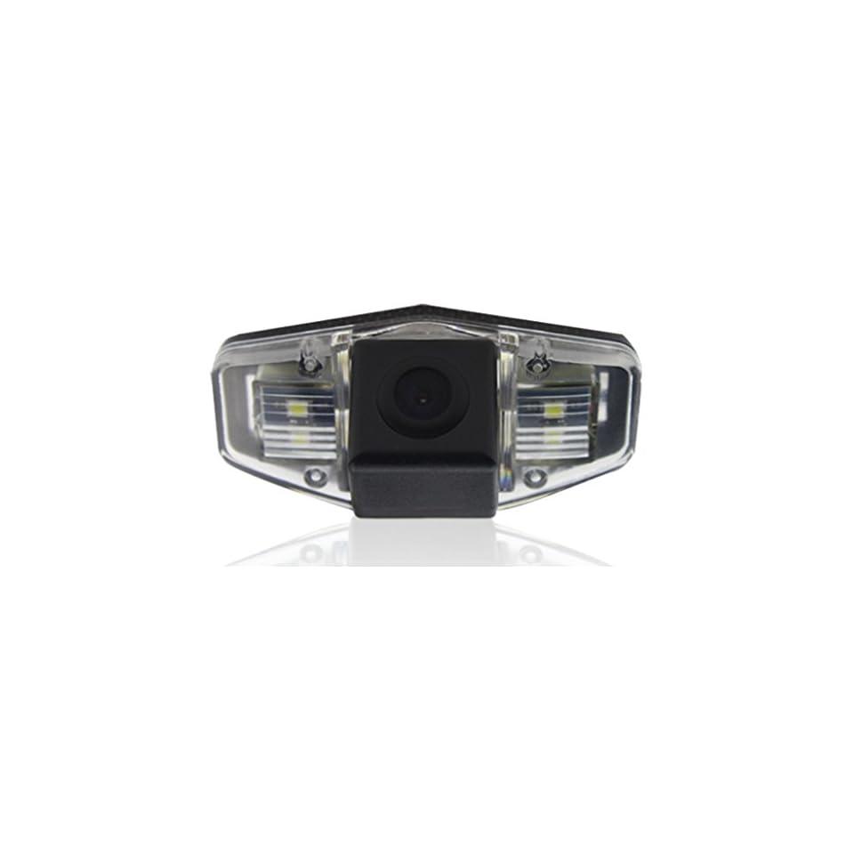 WIKOOL Vehicle Car Rear View Backup Camera for Honda Jazz Accord Civic EK Odyssey CRV Pilot Civic FD