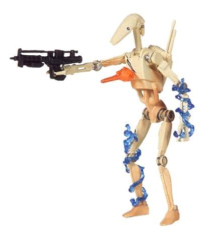 Star Wars Galactic Heroes Clone Wars Rocket Battle Droid Lot