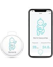 Monitor de bebé con movimiento Sense-U Baby: rastrea el movimiento, la temperatura ambiente y la posición para dormir de su bebé directamente en su teléfono inteligente