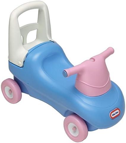 Amazon.com: Little Tikes empujar y Ride muñeca Walker: Toys ...