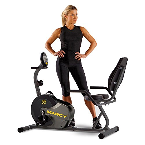 Marcy NS 716R Magnetic Resistance Recumbent Bike