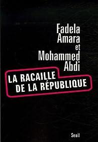 La racaille de la République par Fadela Amara