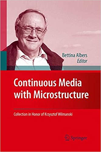 Book Continuous Media with Microstructure