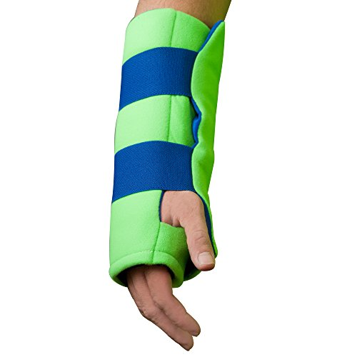 Polar Ice Wrist and Elbow Wrap, Cold Therapy Ice Pack (Color may vary)