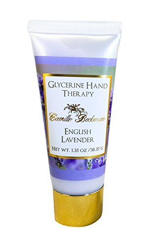 Camille Beckman Glycerin Hand Therapy, English Lavender, 1.35 Ounce by Camille Beckman