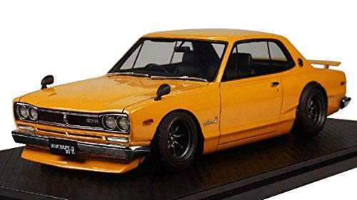 1/18 Nissan Skyline 2000 GT-R KPGC10 Watanabe Wheel(ブラウン) IG0357