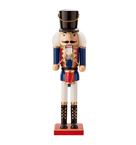Nutcracker Drummer - Advanced Graphics Life Size Cardboard (Drummer Nutcracker)