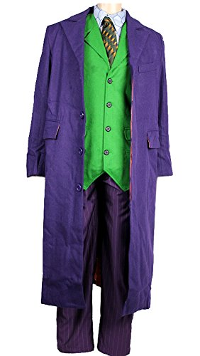 with The Joker Costumes design