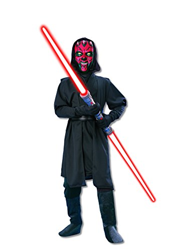Rubie's Star Wars Deluxe Darth Maul Child's Costume, Small