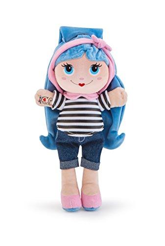 Trudi Sevi Trudi Tattoo Girl Blue Hair Cm 28, 64448