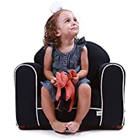 Keet Premium Organic Childrens Chair, Navy