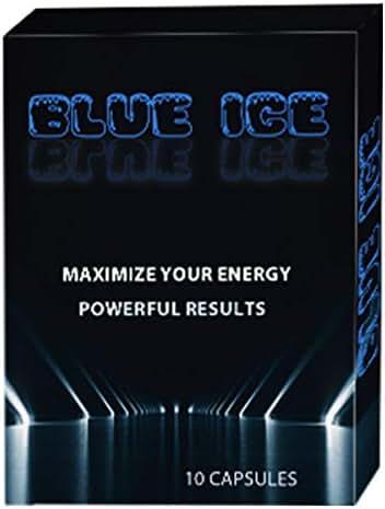 Natural Energy Pills, Natural Energy, and Endurance 10 Purple Capsules