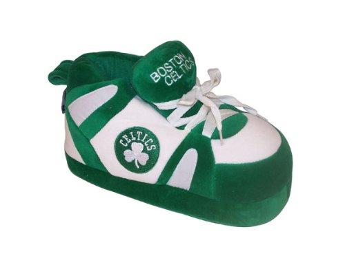 Slippers Feet Boston Medium Happy Celtics 1tROwn