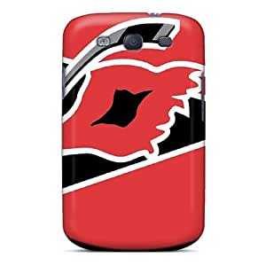 New Arrival Covers Cases With Nice Design For Galaxy S3- Carolina Hurricanes