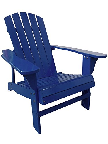 Leigh Country Adirondack Chair, Blue