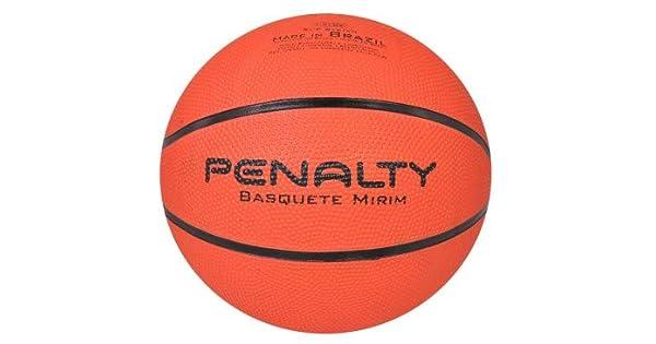 Bola Basquete Playoff Mirim - Penalty  Amazon.com.br  Esportes e Aventura 6d2ad49f57221