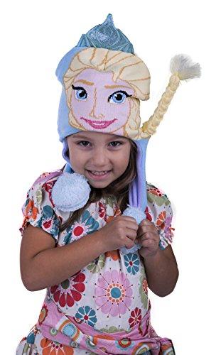 Disney Kids' Little Character Flipeez, Elsa, - Elsa Hat