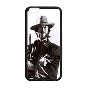 Specialdiy Custom Clint Eastwood Holding Gun cell phone case cover Laser Technology for iPhone 6 Plus Designed by HnW Accessories 8rYS5clZRoq