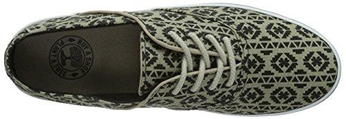 Etnies CORBY WS - Zapatillas De Skate de lona mujer beige - Beige (048/STONE)