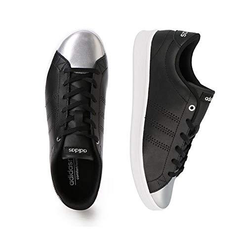 Nero Donna Scarpe da W Advantage QT Clean Ginnastica adidas nWIw06q8Fz