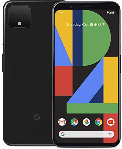Google Pixel 4 XL 64GB Just Black (T-Mobile) (Renewed)