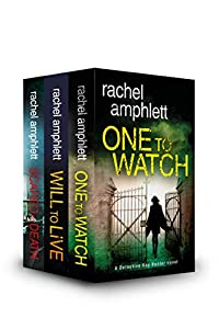 The Detective Kay Hunter Box Set Books 1-3