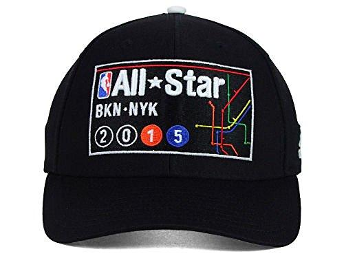 "NBA All Star adidas ""NBA 2015 All Star Weekend Cap Youth Boy's Adjustable"