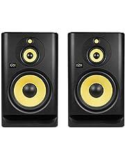 2 altavoces KRK ROKIT 10-3 G4 de 10 pulgadas clase D Active Studio Monitor RP10-3-G4 RP103G4