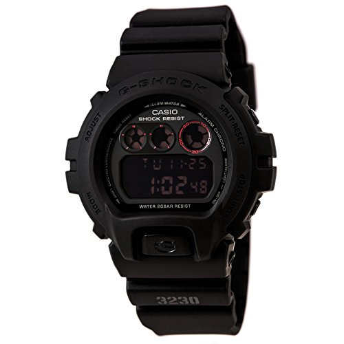 Casio Men's G-Shock Military Concept Black Digital Watch #DW6900MS-1CR