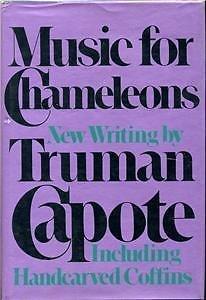 Music for Chameleons