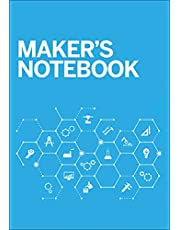 Maker's Notebook (Gift Boxed)