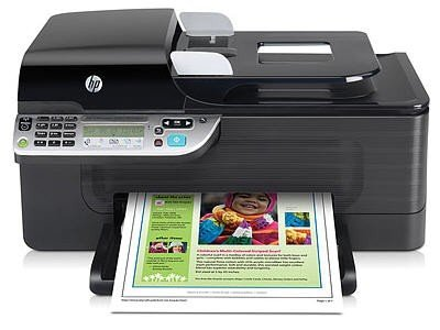 HP Officejet 4500 Wireless All in-One (CN547A#B1H) by HP