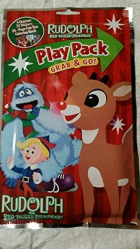 Christmas Play Play Pack (Rudolph The Red Nosed Reindeer) -