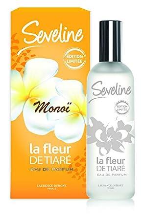 Seveline Parfum La Fleur de Tiaré 50 ml: Amazon.fr: Beauté et Parfum