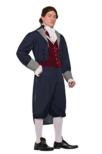 Forum Men's Thomas Jefferson Patriotic Costume, As Shown, STD]()