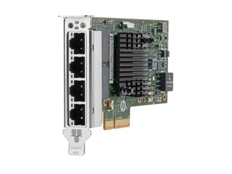 HP Ethernet 1Gb 4-port 366T Adapter by HP