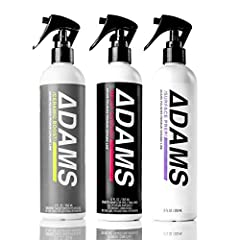 Our New formula is easier to apply and lasts longer! Introducing Adam's Ceramic Spray Coating, a game changing product in the ceramic coating world. At a registered 9H Hardness, Adam's Ceramic Spray Coating is the easiest and fastest way to c...
