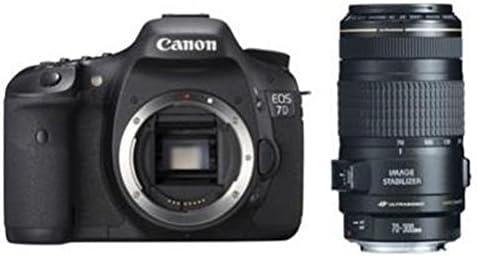 Canon EOS 7D + EF 70-300m Juego de cámara SLR 18 MP CMOS 5184 x ...