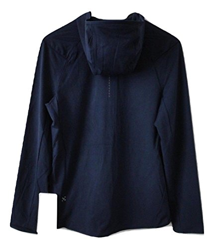 Lululemon Surge Warm Full Zip Hoodie Jacket (Large, Nautical Navy) (Lululemon Hoodie)