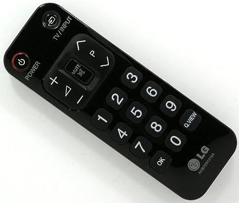 Original Mando a distancia para LG AKB72913104 televisor TV Remote Control/Nuevo: Amazon.es: Electrónica