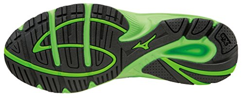 Mizuno Zapato Running Sneaker Hombre Spark skydiver/silver/greengecko